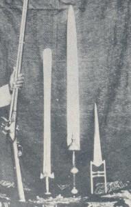 Меч Гобинд Сингха, десятого и последнего сикхского гуру