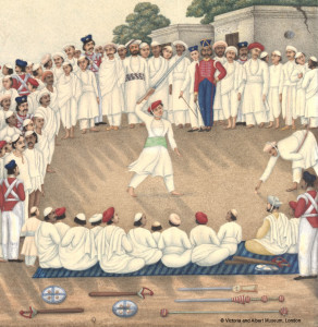 Патна, Бихар, 1830 г. © Victoria and Albert Museum, London